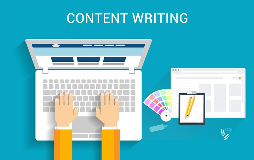 Website Content Writing Ideas